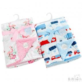 Soft Touch - Двулицево одеяло