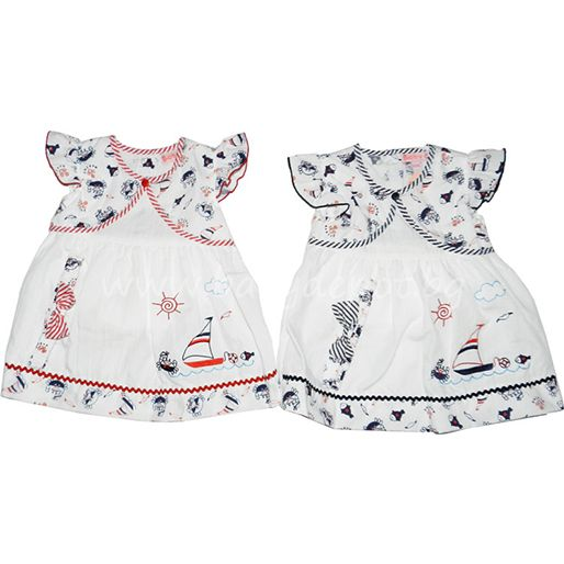 Baby C - рокля+гащички и лента